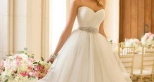 88097 | Princess wedding dresses, Dream wedding dresses, Wedding .