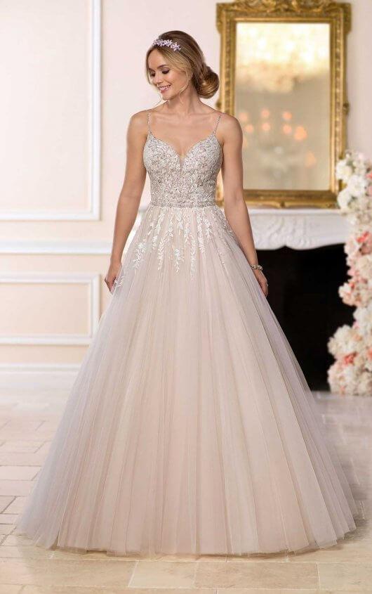 Perfect Princess Wedding Gown | Stella York Wedding Dress