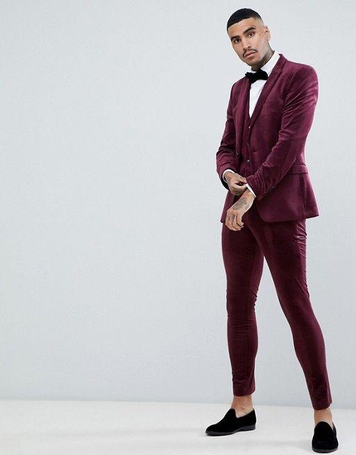 ASOS DESIGN | ASOS DESIGN super skinny prom suit jacket in .