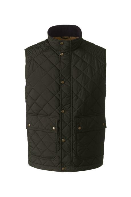 Men's Quilted Vest, Coats & Jackets, Men's Outerwear, Clothing, Me
