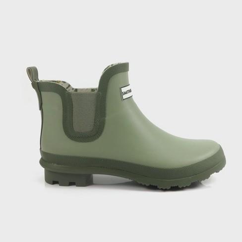 Women's Short Rain Boots - Smith & Hawken™ : Targ