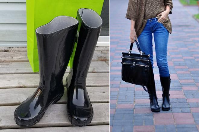 HOT* $12.99 (Reg $45) Women's Crocs Tall Rain Bo