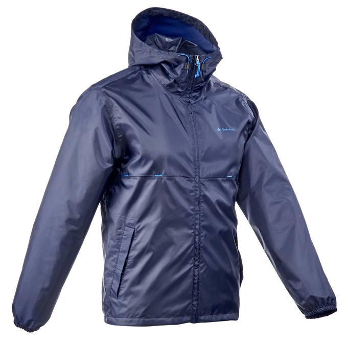 Men's Nature Hiking Waterproof Rain Jacket Raincut NH100 | Decathl