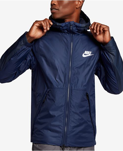 Nike Men's Sportswear Insulated Rain Jacket & Reviews - Coats .