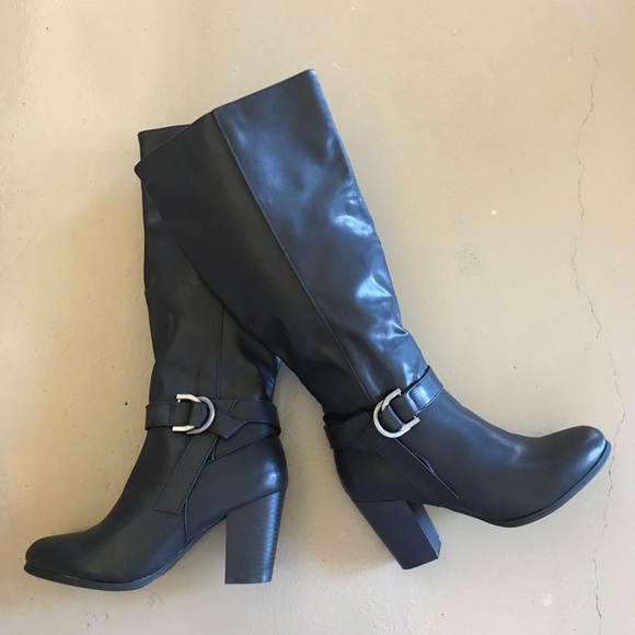 Rampage Shoes | Never Worn Ursula Boots Nib | Poshma