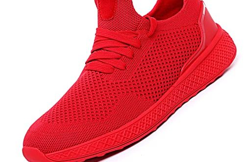 All Red Shoes: Amazon.c