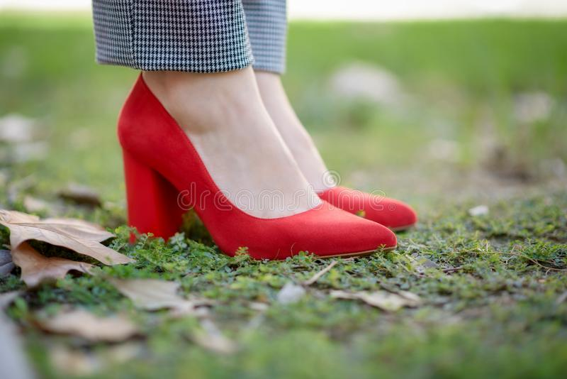 Red Shoes Stock Photos - Download 78,359 Royalty Free Phot
