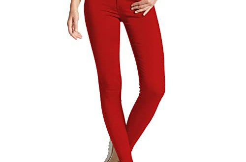 Red Skinny Jeans: Amazon.c