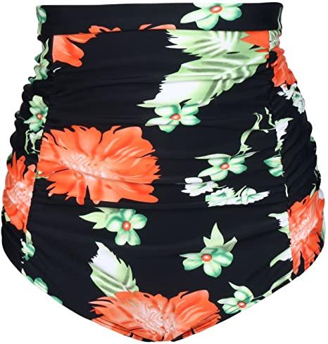 Amazon.com: Eidlvais Women's 50s Retro Bikini Swimsuit Swimwear .