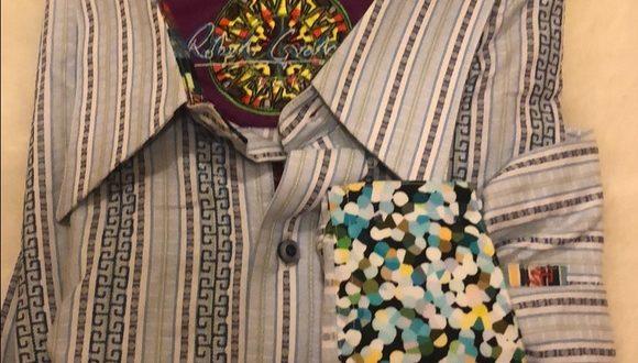 Robert Graham Shirts | Euro Fit Mens Dress Shirt | Poshma