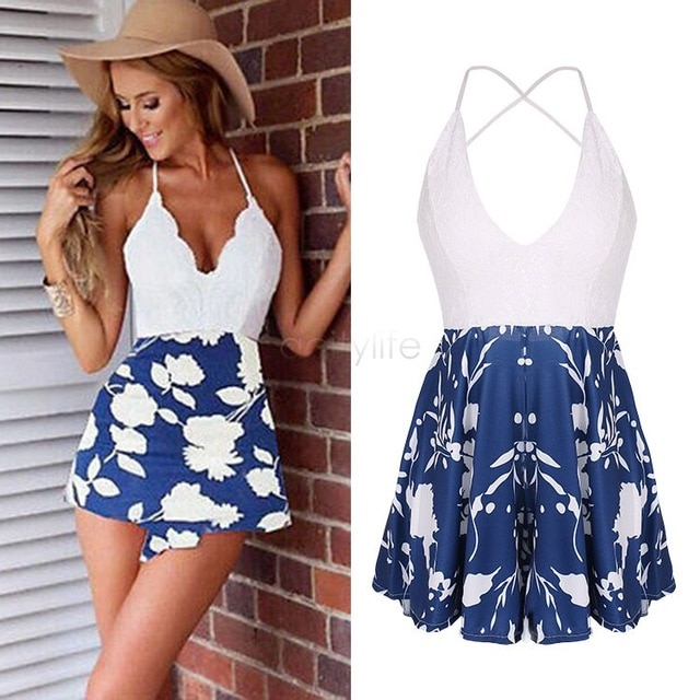 Beach Rompers for Women – Fashion dress