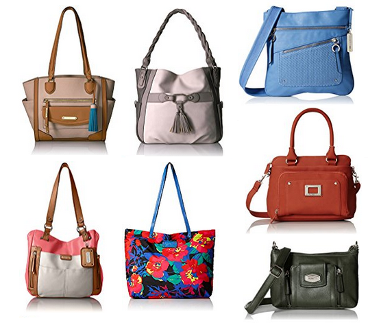 Rosetti handbags and wallets 50% off or more - starting as low as .