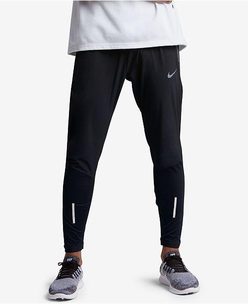 Nike Men's Flex Swift Running Pants & Reviews - All Activewear .