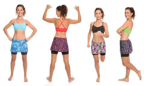 Technical Running Skirt - Sweet Spot Skir