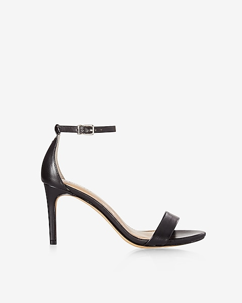 Strappy High Heel Sandals   Expre
