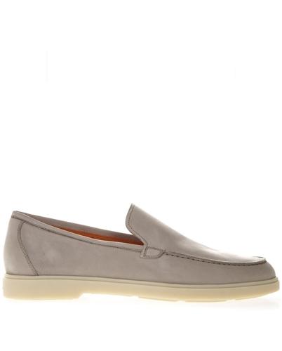 Santoni Shoes Classic Beige | Reebonz United Stat