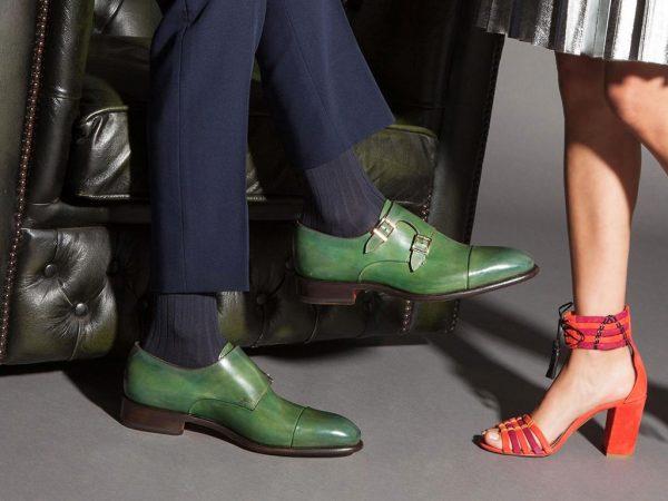 Santoni Shoes - Baumans Fine Men's Clothi