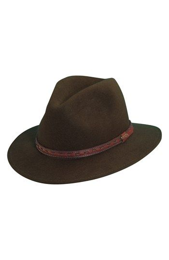 Scala 'Classico' Crushable Felt Safari Hat | Safari hat, Hats for .