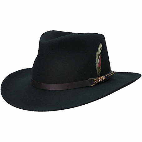 Scala Classico Men's Outback Hat at Tractor Supply C