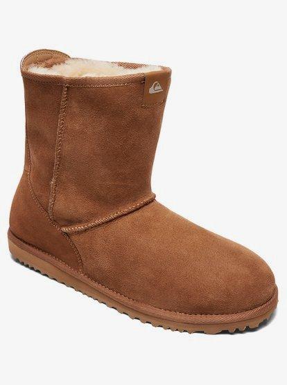 Niamey Sheepskin Boots AQYB700036 | Quiksilv