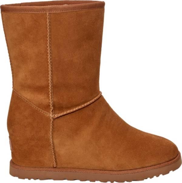 UGG Women's Classic Femme Short Sheepskin Boots | DICK'S Sporting .