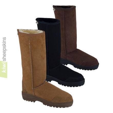 Genuine New Zealand Made Sheepskin Boots | Kiwi Sheepski