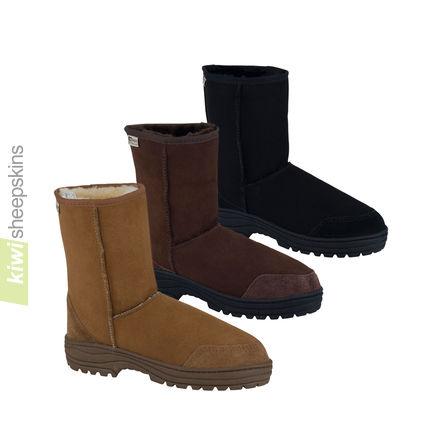 Ultimate Sheepskin Boots - Sheepskin Boots | Kiwi Sheepski