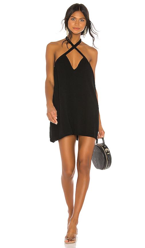 superdown Trina Shift Dress in Black | REVOL