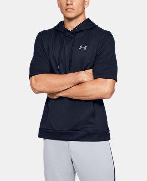 Men's Short Sleeve Hoodie | Under Armour