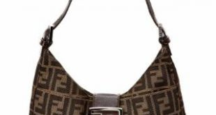 Here's a Great Price on Brown Zucca Canvas Shoulder Bag - Brown .