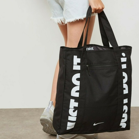 Nike Bags | Womens Just Do It Yoga Shoulder Bag | Poshma
