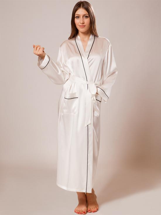 Luxury Silk Robes SW26