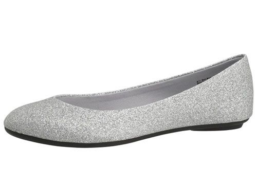 Quinceañera Flats And Heels | Quinceanera shoes, Silver shoes .