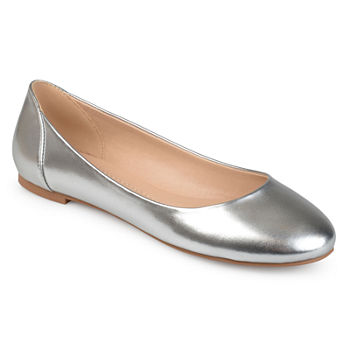 Journee Collection Silver All Women's Shoes for Shoes - JCPenn