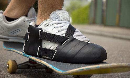 Protective Skate Shoe Gear : skateboarding sho