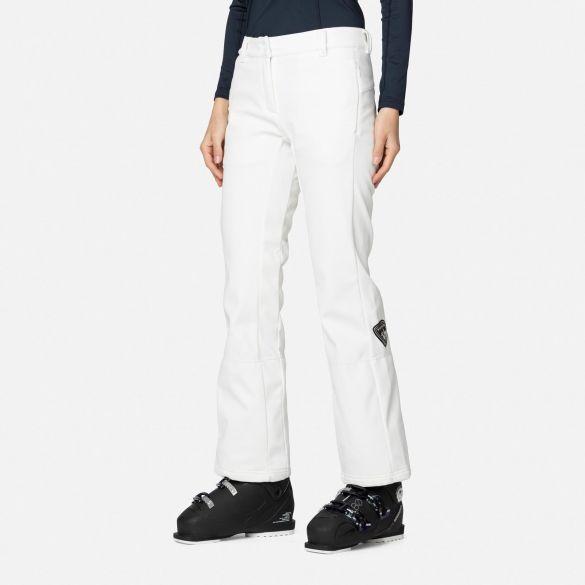 Rossignol Women's Ski Softshell Ski Pants | Ski Pants Women White .