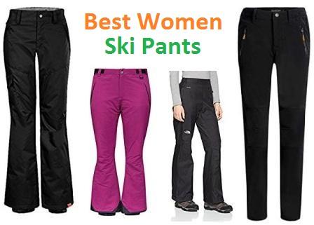 Top 15 Best Women Ski Pants in 2020 | Travel Gear Zo