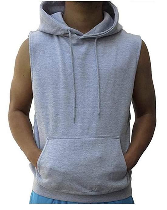 Top 10 Best Sleeveless Hoodies for Men | Heavy.c