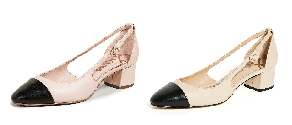 Chanel Slingback Dupes – The Only Guide You'll Need! | BRONDE
