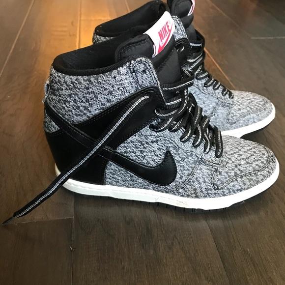 Nike Shoes | Womens Sneaker Heels | Poshma