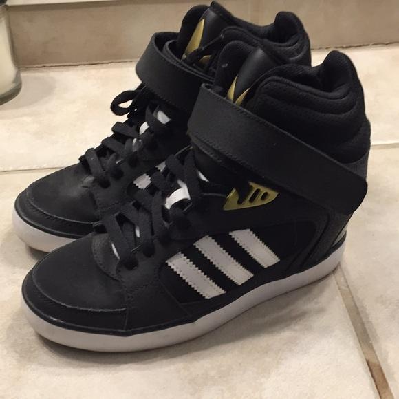 Shoes | Adidas Sneaker Heels | Poshma