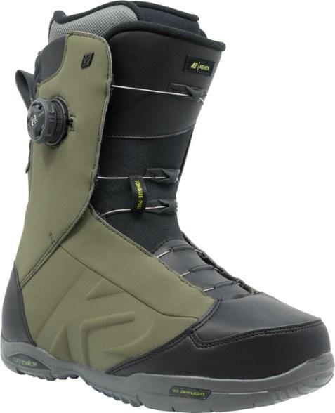 K2 Ashen Snowboard Boots - Men's - 2018/2019 | REI Co-