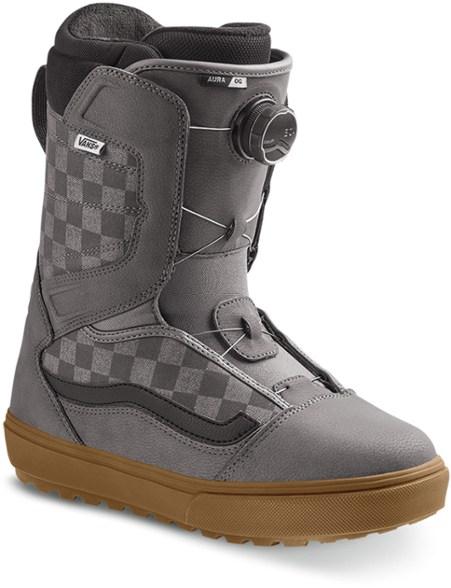 Vans Aura OG Snowboard Boots - Men's - 2019/2020 | REI Co-
