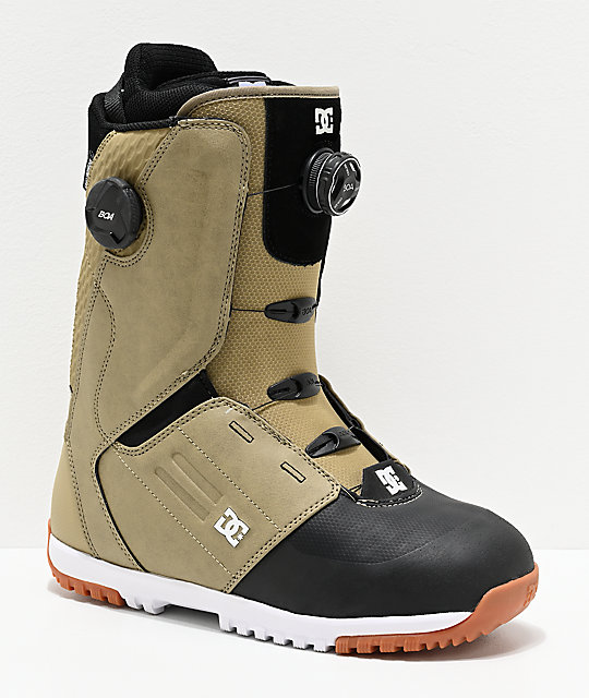 DC Control Kelp Boa Snowboard Boots 2020 | Zumi