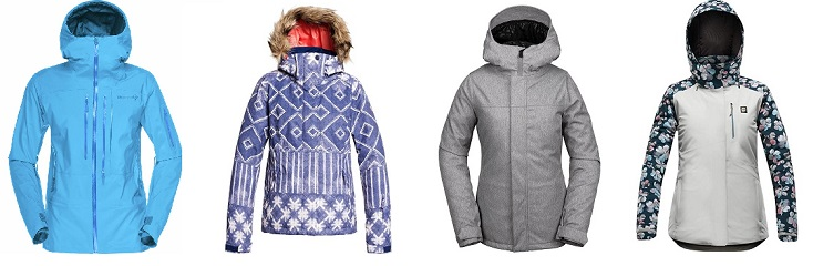 The 8 Best Women's Snowboard Jackets 2020 - Mountain Weekly Ne