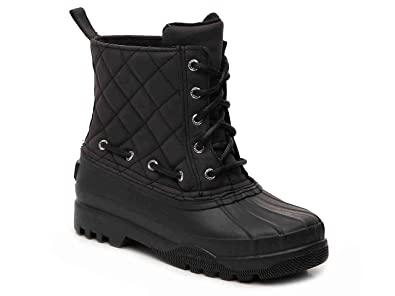 Amazon.com | Sperry Top-Sider Women's Gosling Duck Boot, Black | Boo