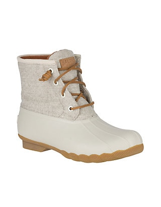 Sperry® Saltwater Wool Duck Boot | be