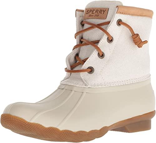 Amazon.com | Sperry Top-Sider Women's Saltwater Metallic Rain Boot .