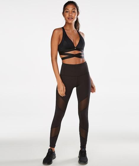 HKMX Zenn Mesh Sports Leggings - Sportspants - Spo