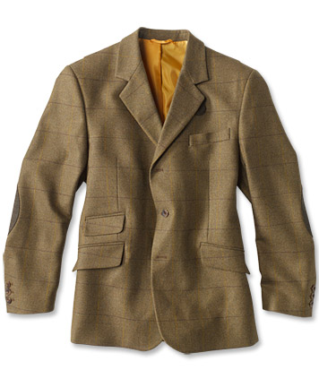 Tweed Field Sports Jacket - Orv